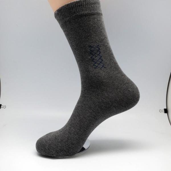 B cotton business socks crew length socks fta ready_1.jpg